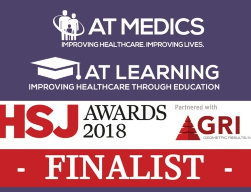 AT Medics shortlisted for four HSJ Awards
