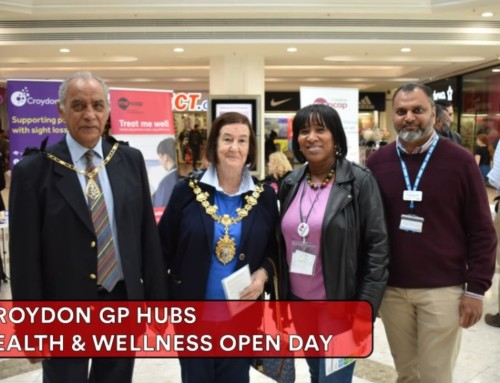 Croydon GP Hubs Health & Wellness Open Day