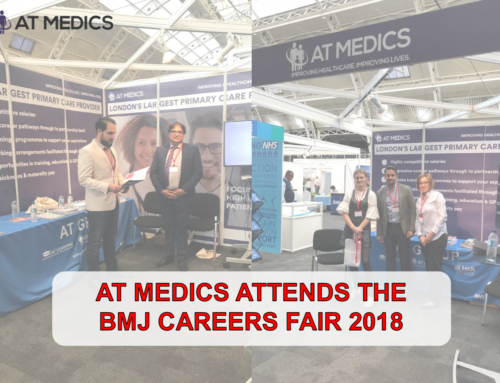 AT Medics attends BMJ Careers Fair 2018