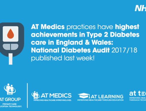 Highest achievements in diabetes care across England and Wales